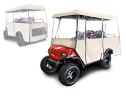 "Picture of Universal enclosure for Carts with 88"" Top (2 seater) -> REPLACED BY 21-015"