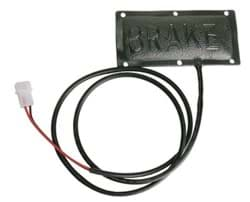 Picture of Brake switch pad w/Molex terminal 38""