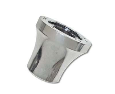Picture of (EZGO TXT/RXV) Madjax chrome steering wheel hub adapter