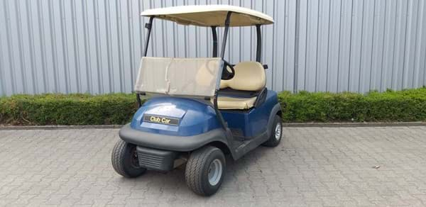 Picture of Used - 2011 - Electric - Club Car Precedent - Blue