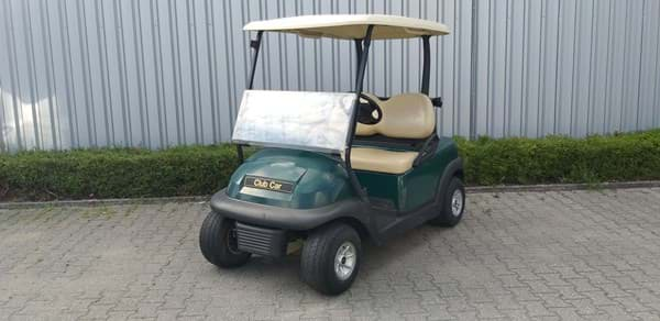 Picture of Used | 2014 - Electric - Club Car Precedent - Green