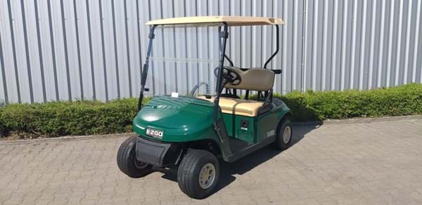 Picture of Used | 2016 - Electric -EZGO TXT 48v - Green
