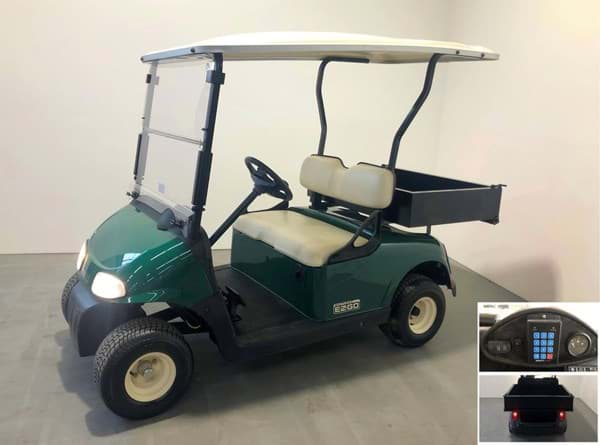 Picture of E-Z-GO RXV 48V Elektrisch - 2015 - Refurbished