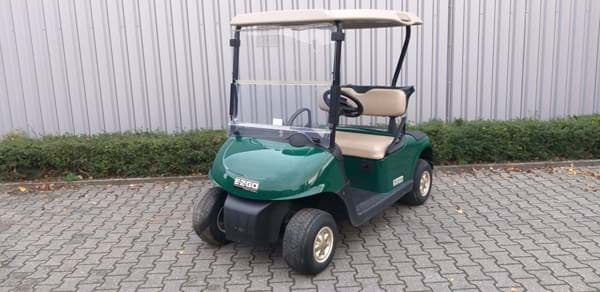 Picture of Used - 2015 - Electric - E-Z-GO Rxv - Green