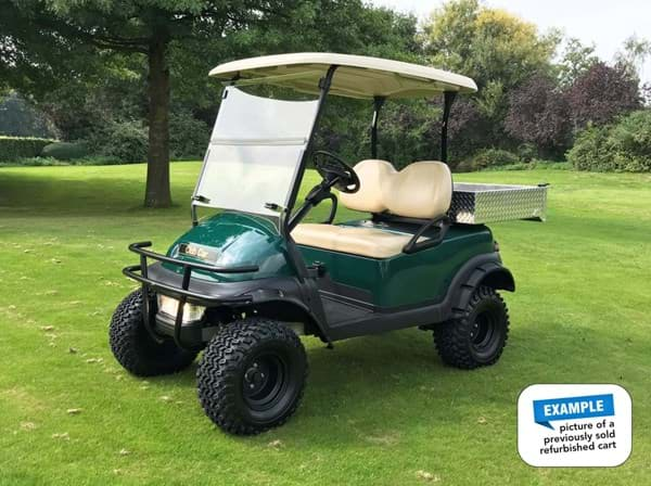 "Picture of Refurbished ""Lynx"" model with cargo box 